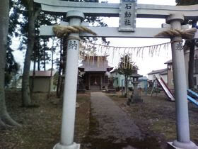 石動神社の写真