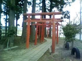三埜輪稲荷神社の写真