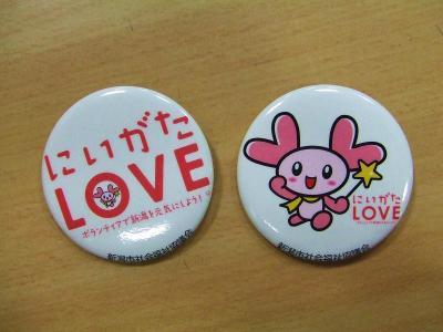 新潟市のボラセンブログ- にいがた愛いっぱいキャンペーン-2